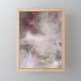 Summer Farewell Framed Mini Art Print