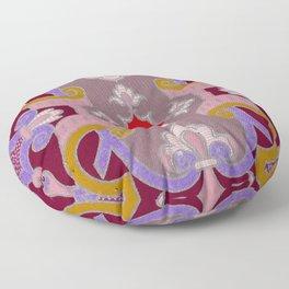 Formal Dining Floor Pillow