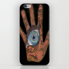It's in our Hands iPhone & iPod Skin
