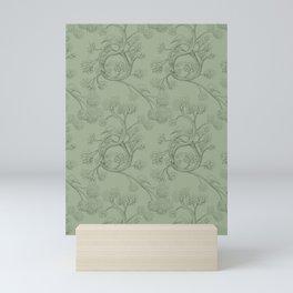 The Night Gardener - Endpapers Mini Art Print