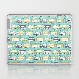 Happy Campers Laptop & iPad Skin