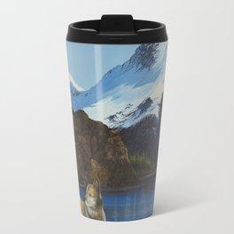 Alone Time Travel Mug