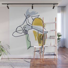 Fusion One Wall Mural