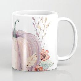 Autumn Pumpkin Coffee Mug
