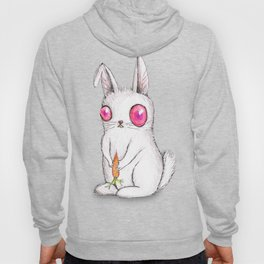 Cute funny bunny Hoody