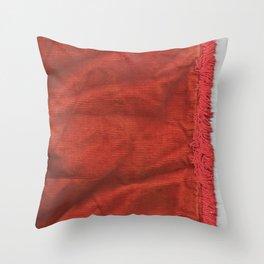 Vintage Pillowcase Throw Pillow