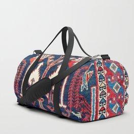 Luri Bakhtiari West Central Persian Rug Print Duffle Bag