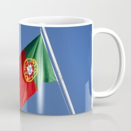 Portuguese national flag Coffee Mug