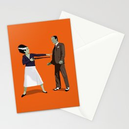 Frankie & Bride outlaws Stationery Cards
