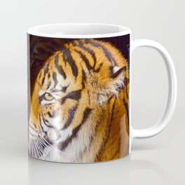 It's the Eye of the Tiger Coffee Mug