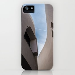 Barcelona Museum of Contemporary Art iPhone Case