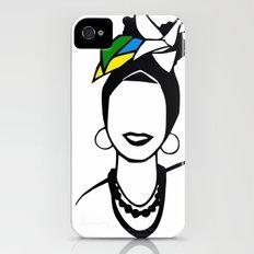 Brasil Slim Case iPhone (4, 4s)