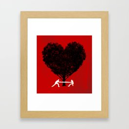 Labor of Love Framed Art Print