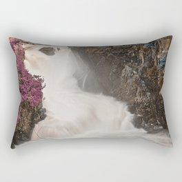 Passion Falls Rectangular Pillow