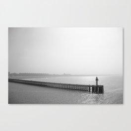 Port de Calais Canvas Print