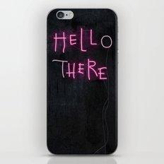 Hell Here iPhone & iPod Skin