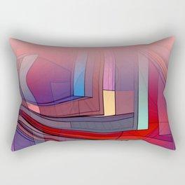 colormix -3- curtain and more Rectangular Pillow