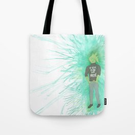 I'm trying so hard to be normal Tote Bag
