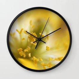 Inside The Poppy Wall Clock