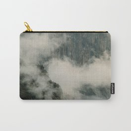 Yosemite fog Carry-All Pouch