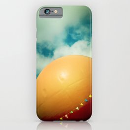 Orange Julep iPhone Case