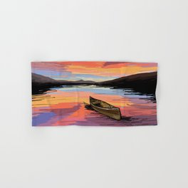 Canoe Hand & Bath Towel