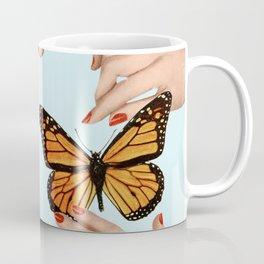 Social Butterflies Coffee Mug