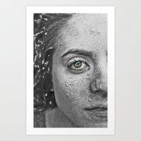 Pasión  Art Print