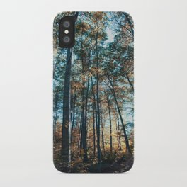 into the woods 07 iPhone Case
