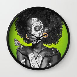 Nahla Wall Clock