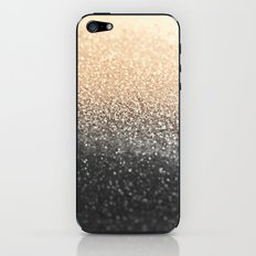 GOLD BLACK iPhone & iPod Skin
