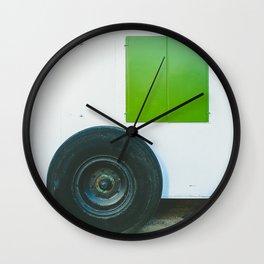 Urban Art Amsterdam Wall Clock