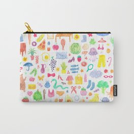 A few of my favourite things Carry-All Pouch