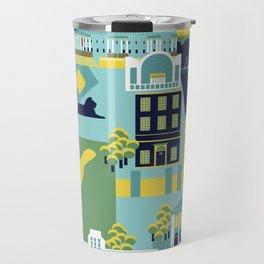 Charing Cross to Pimlico Travel Mug