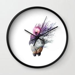 Nature of the Ancients Wall Clock
