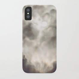 Every day is a new day iPhone Case