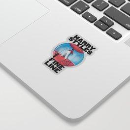 Fine Line Album Merch Sticker