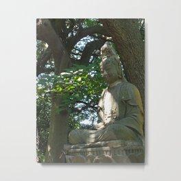 Sculpted Metal Print