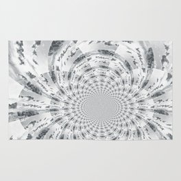tennesee spin Rug