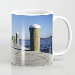 Docks Coffee Mug