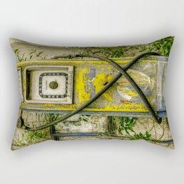 Avery Hardoll Petrol Pump Rectangular Pillow