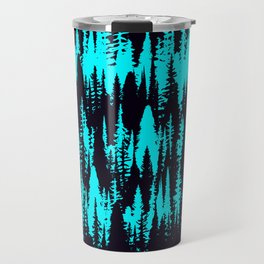 Forest Line II Travel Mug
