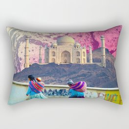 Indian Magic Rectangular Pillow