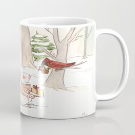 Little Gift Exchange Coffee Mug