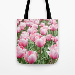 Arlington Tulips Tote Bag