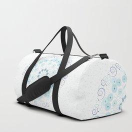 Spring breeze mandala Duffle Bag