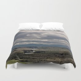In the distance Duvet Cover