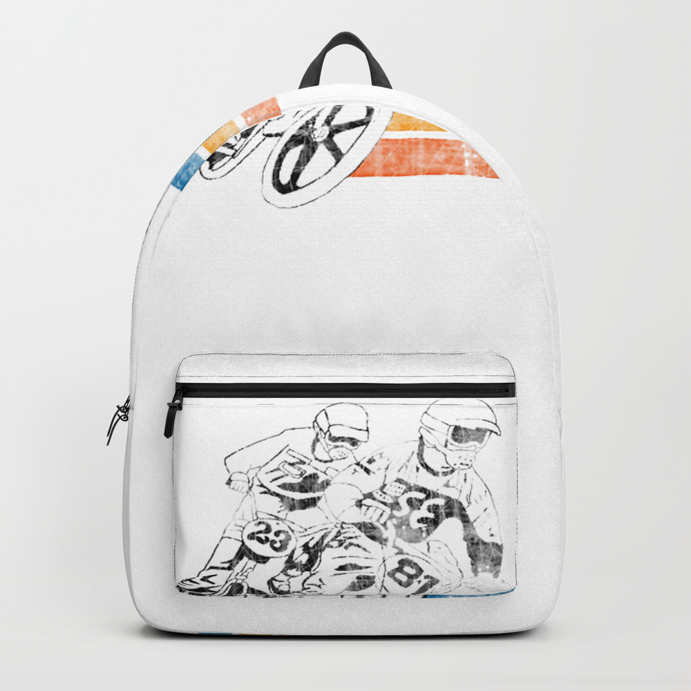 Bmx Bandits Backpack by Monarchy7066 BKP7538728