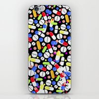 medicine iPhone & iPod Skins featuring Medicine by Maris