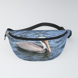 Floating Pelican Fanny Pack